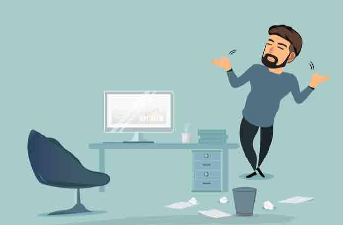 退職代行が迷惑かは関係ない【退職代行を使われる会社が悪い】画像