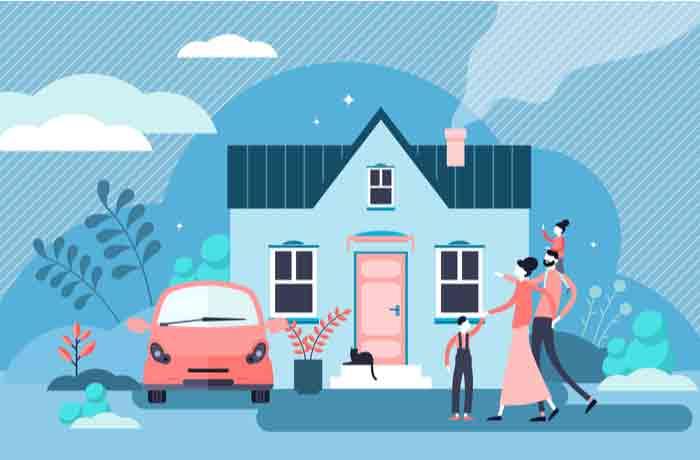 退職代行を利用したい人で社宅や寮に住んでる人をパターン別に4点紹介画像
