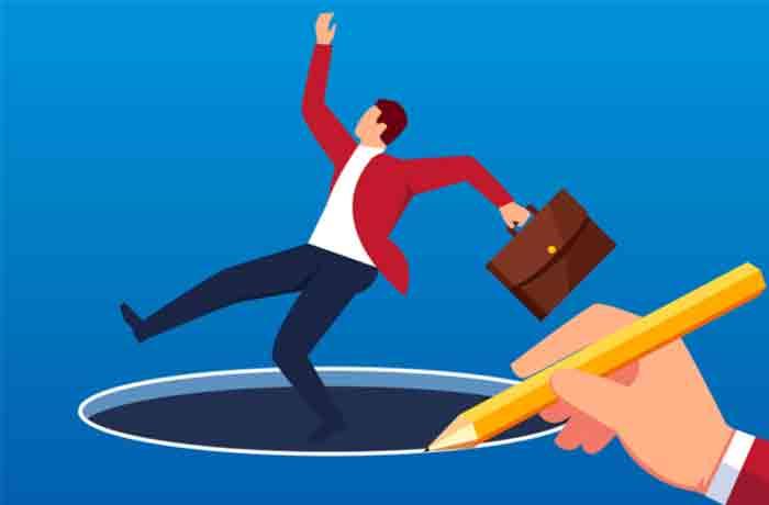 転職したばかりとはいえ仕事のミスは自分の責任画像